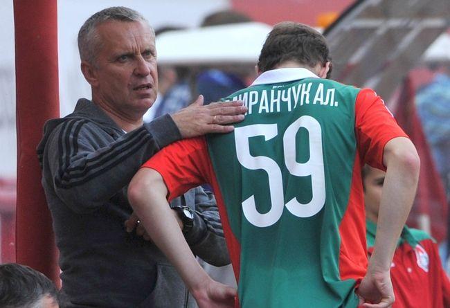 Виктор Тищенко: Фернандеш слабее Алексея Миранчука