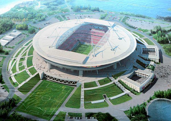 С сегодняшнего дня стадион в Санкт-Петербурге считается построенным