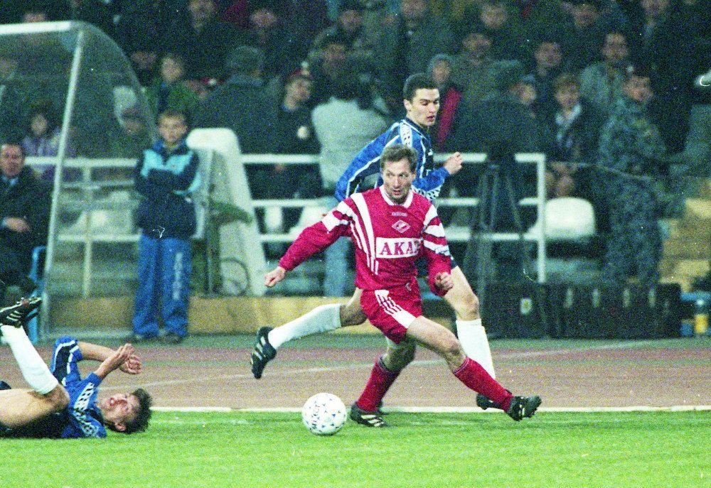 Воспоминания о чемпионском матче «Ротор» - «Спартак» 1997 года (Фото - Видео)