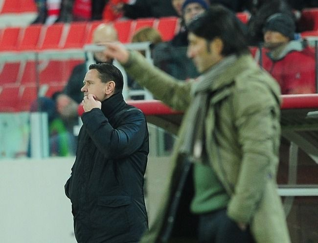 Дмитрий Аленичев: Попросил Дзюбу остаться в «Спартаке»