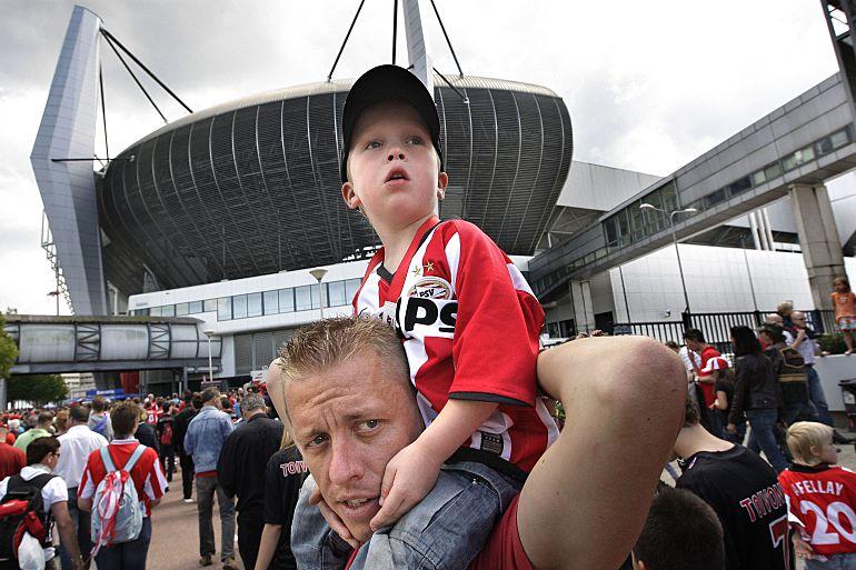 Голландия: футбол - для любви