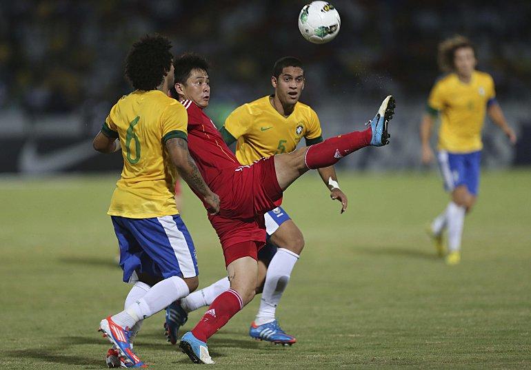 Ромуло сборная Бразилии