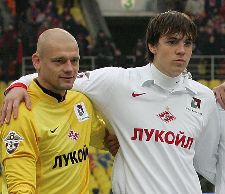 Войцех Ковалевски и Артем Дзюба