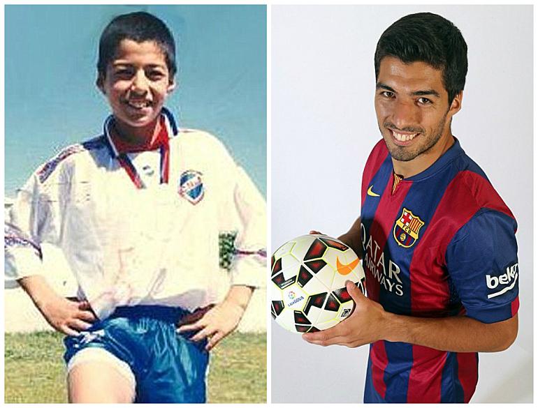 Как футбольные звезды выглядели в детстве - изображение 10