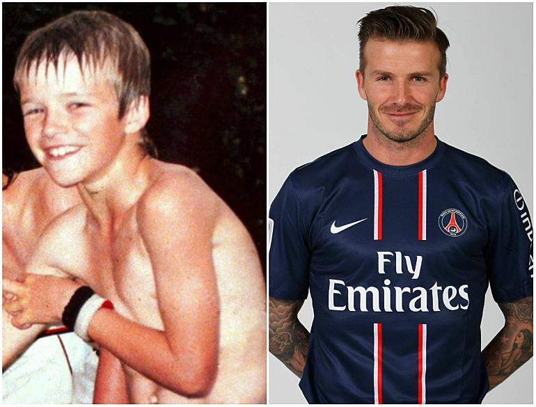 Как футбольные звезды выглядели в детстве - изображение 5