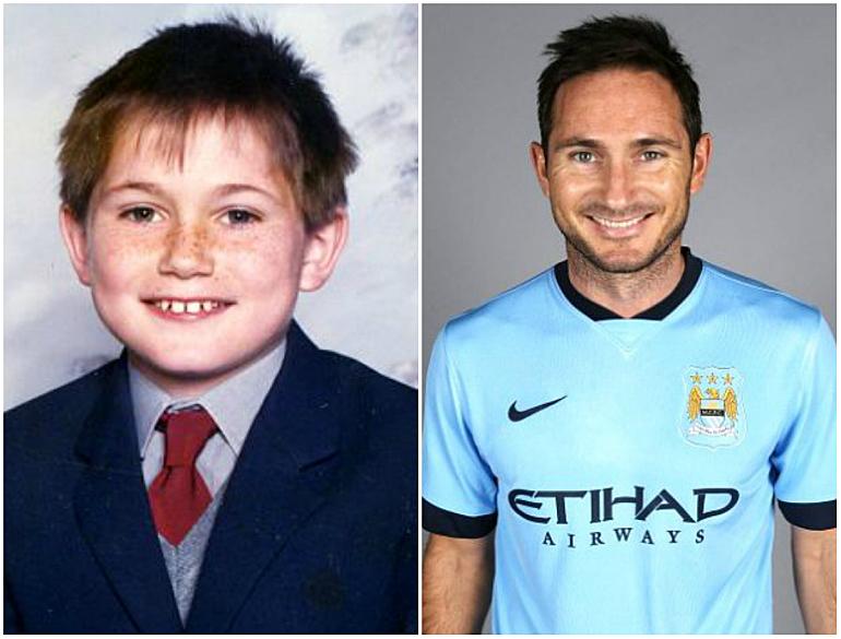 Как футбольные звезды выглядели в детстве - изображение 6