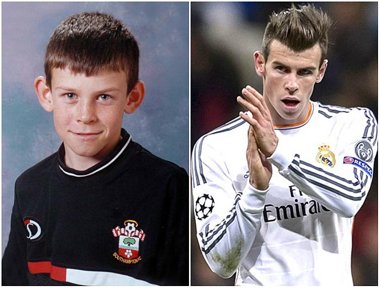 Как футбольные звезды выглядели в детстве - изображение 9