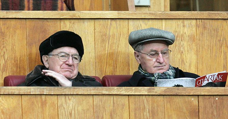Никита Симонян и Алексей Парамонов