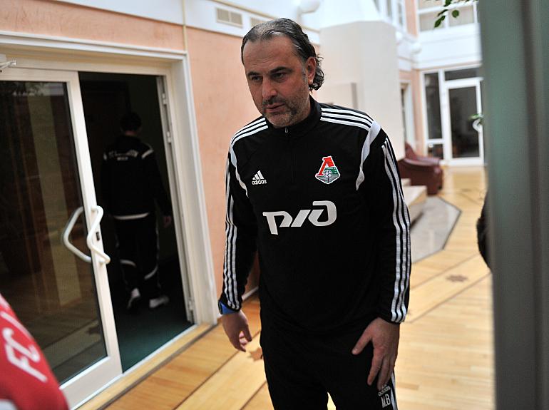 """Миодраг Божович: """"Романтики больше нет - ни в футболе, ни в жизни"""""""