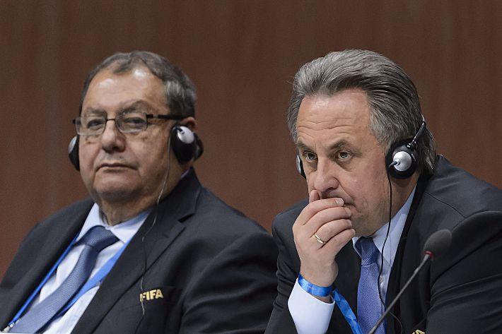 Россию на конгрессе ФИФА представлял Виталий МУТКО