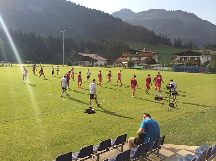 """""""Локо"""" в Австрии: испытание Агдамом на жаре"""