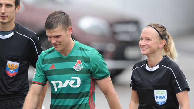 «Локомотив» планирует оставить Денисова после окончания срока аренды из «Динамо»