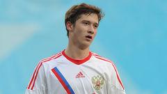 Лобанцев и Миранчук - в основе сборной России на матч с Эстонией