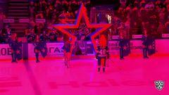 Удаление. Сергей Кузнецов (Сочи) удалён на 2 минуты за опасную игру высоко поднятой клюшкой