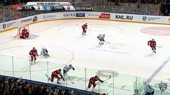 Гол. 4:0. Егор Аверин (Локомотив) замкнул передачу на дальней штанге