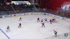 Гол. 0:2. Кетов Евгений (СКА) подправил в ворота