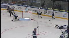 Кубок Гагарина 2017, Торпедо - Динамо 4:3 ОТ (Серия 1-2)