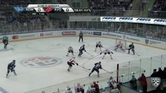 Кубок Гагарина 2017, Адмирал - Авангард 4:3 (Серия 1-2)