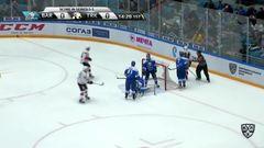 Кубок Гагарина 2017, Барыс - Трактор 3:1 (Серия 2-1)