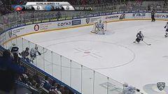 Гол. 1:0. Владимир Галузин (Торпедо) открыл счёт в матче