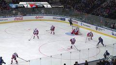 Гол. 3:1. Евгений Ковыршин (Динамо) восстановил преимущество в две шайбы