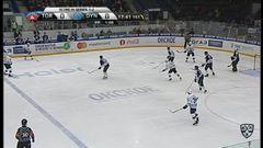Кубок Гагарина 2017, Торпедо - Динамо 2:3 ОТ (Серия 1-3)