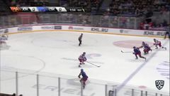 Кубок Гагарина 2017, ЦСКА - Йокерит 1:0 ОТ (Серия 4-0)