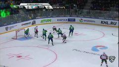 Кубок Гагарина 2017, Салават Юлаев - Ак Барс 1:2 (Серия 1-3)
