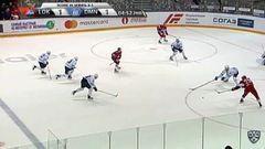 Гол. 2:1. Павел Коледов (Локомотив) вывел железнодорожников вперёд