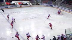 Гол. 1:0. Стефан Да Коста (ЦСКА) открыл счёт в матче