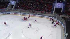 ЦСКА - Локомотив. Лучшие моменты первого периода