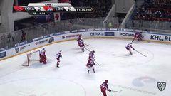 Гол. 3:2. Андрей Светлаков (ЦСКА) отличился в большинстве