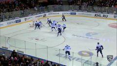 Кубок Гагарина 2017, Металлург Мг - Барыс 5:4 ОТ1 (Матч 2)