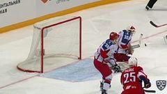 Локомотив - ЦСКА. Лучшие моменты матча