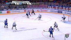 Гол. 1:0. Никита Гусев (СКА) не оставил шансов голкиперу москвичей