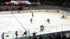Гол. 1:0. Красковский Павел (Локомотив) открывает счет матча
