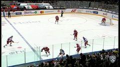 Кубок Гагарина 2017, Локомотив - ЦСКА 3:1 (Серия 4-2)
