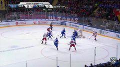Гол. 0:1. Лугин Дмитрий (Локомотив) в ближнюю девятку в касание