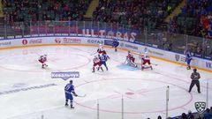 СКА - Локомотив. Лучшие моменты второго периода