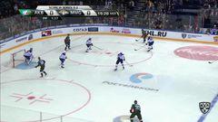 Кубок Гагарина 2017, Ак Барс - Металлург Мг 1:4 (Серия 0-4)