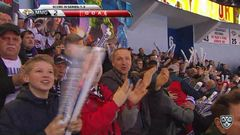 Гол. 2:0. Виктор Антипин (Металлург) удвоил преимущество магнитогорцев