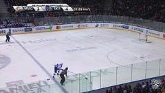 Гол. 3:5. Сергей Плотников (СКА) поставил победную точку в финальной серии