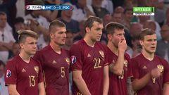 Англия - Россия, Гол, 1-0, Дайер