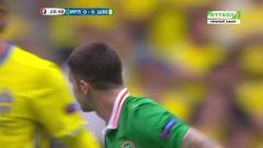 Ирландия - Швеция, Удар, Брэди
