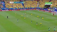 Ирландия - Швеция, Голевой момент, Хэндрик