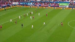 Австрия - Венгрия, Гол, 0-2, Штибер