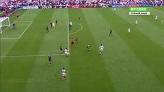 Англия - Уэльс, Гол, 2-1, Сттаридж