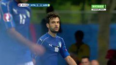 Италия - Швеция, Голевой момент, Пароло