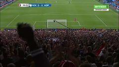 Чехия - Хорватия, Гол, 0-1, Перишич