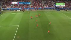 Испания - Турция, Гол, 2-0, Нолито